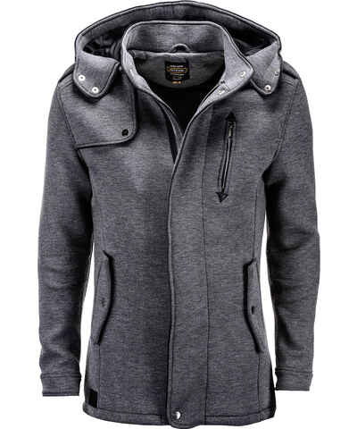 Pánske bundy a kabáty  89fcd639865