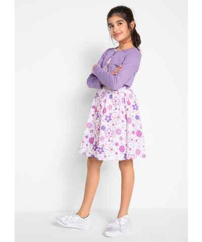 Dívčí šaty s potiskem - Glami.cz 9d0118a8484