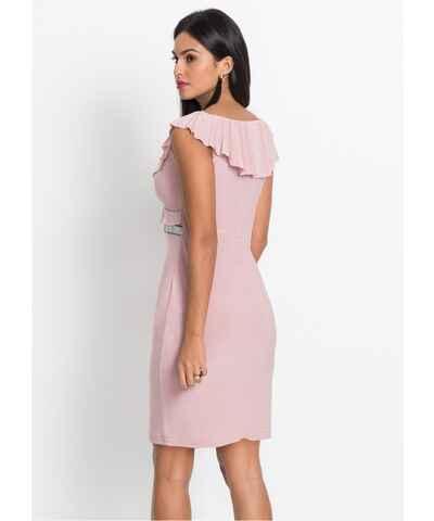 cf39c907ac2 Růžové šaty