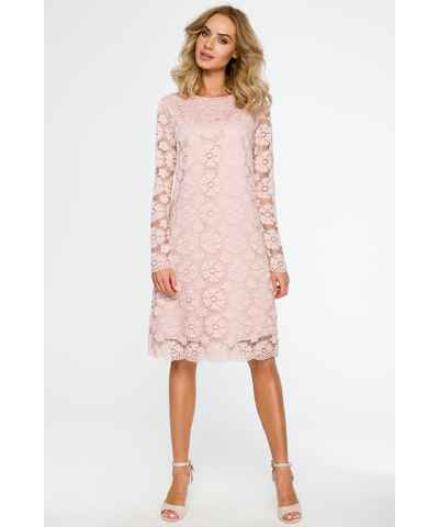 1b62b97676f6 Čipkované šaty