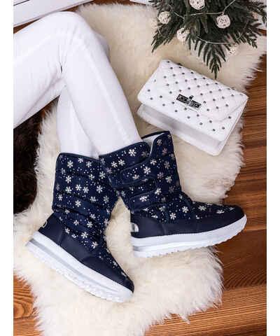 b02e0e38d13c Zlacnené zimné dámske topánky