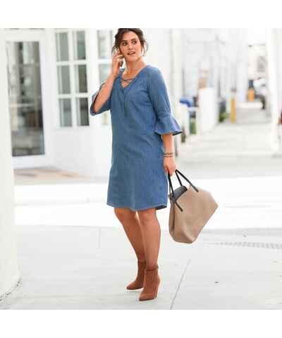 fa049db109a1 Rifľové šaty
