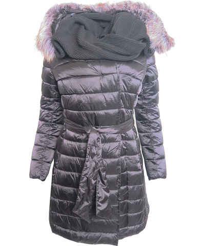 Guess černé zimní dámské bundy a kabáty - Glami.cz cc4a250c33