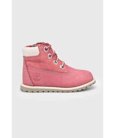 Timberland Ružové Doprava zadarmo Detské topánky - Glami.sk 21bb8832fcd