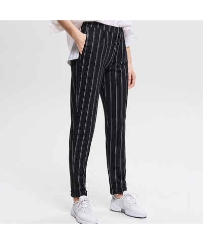 4939e336acdf Zlacnené Dámske nohavice so vzorom