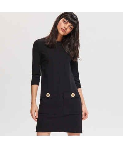 Čierne šaty  23b1859cb4f