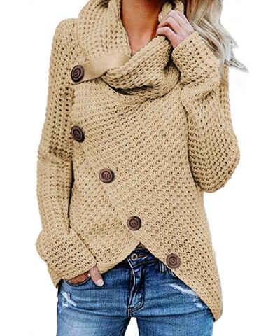 Podzimní dámské svetry  abfac6f6d9