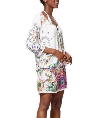 fc1748c4cc5d Bílé dámské oblečení