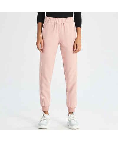 98b8167ef8794 Ružové Dámske nohavice veľkosť XL | 180 kúskov na jednom mieste - Glami.sk
