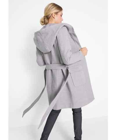 Dámské kabáty pro plnoštíhlé  500e7a3a0f1