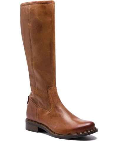 Hnedé Dámske čižmy a členkové topánky  5330758e62b