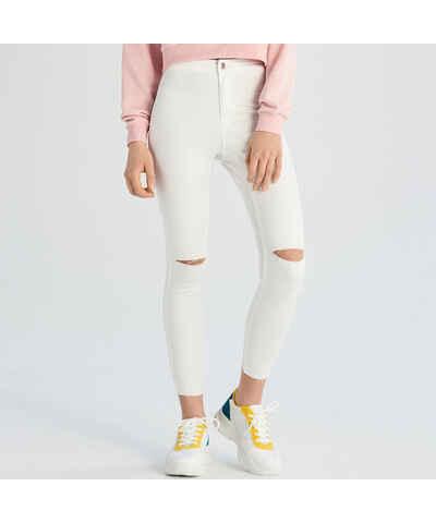 fe2f23b8c4 Fehér Női nadrágok | 920 termék egy helyen - Glami.hu