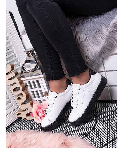 Dámske topánky na platforme  572d865062a