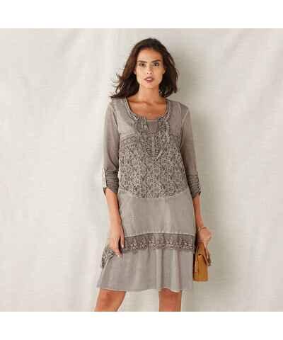 306cd9e47789 Šaty s dlouhým rukávem
