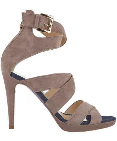a694ad5290e4 Sive boje Ženske sandale