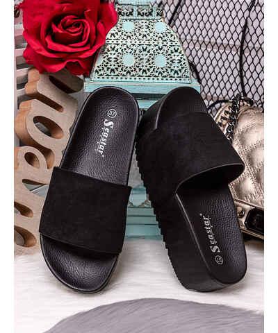 Černé boty - Glami.cz 1ae1bba601
