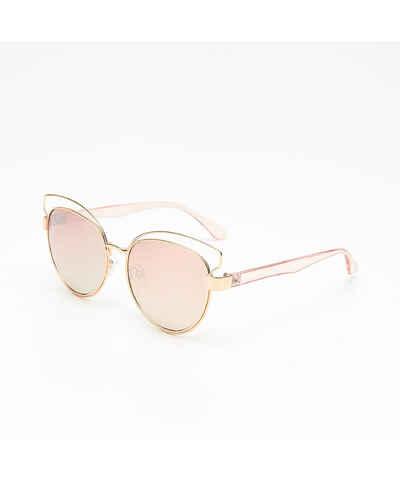 Ružové Dámske slnečné okuliare  8901d7ecba8