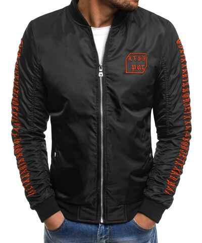cd5d13adb0 Fekete, Leárazott Férfi dzsekik és kabátok | 1.360 termék egy helyen -  Glami.hu