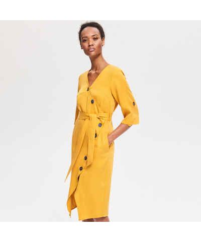 e514f70528ab Jednofarebné šaty