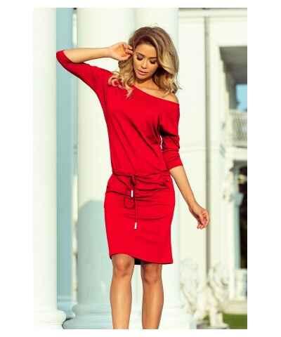 846fd985850e Červené šaty z obchodu Alltex-Fashion.cz