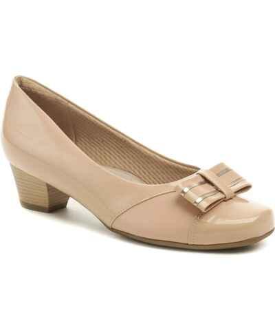 7689ae47d880 Béžové dámské boty z obchodu Arno.cz