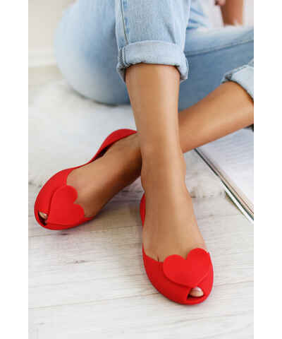 7a5344aea85c Červené Dámske topánky