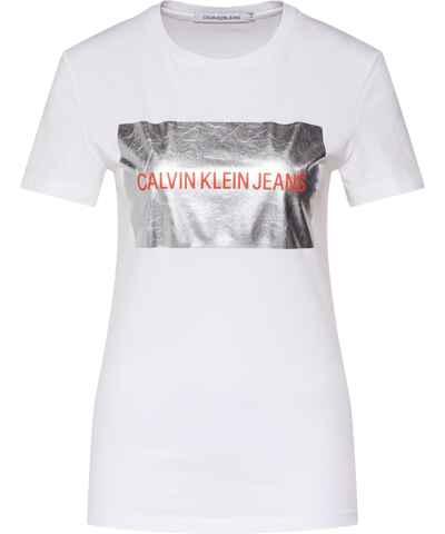 420f22bdd Calvin Klein, dámské topy, trička a tílka se slevou 10 % a více | 150  kousků na jednom místě - Glami.cz