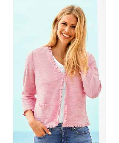 ff8b526ff74f Růžové dámské svetry
