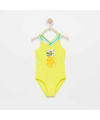597f739b32da Jednofarebné Dievčenské plavky - Glami.sk