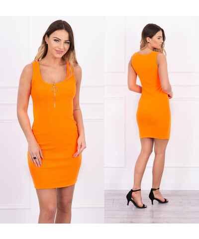 6ec459324380 Oranžové dámské oblečení z obchodu Beler.cz