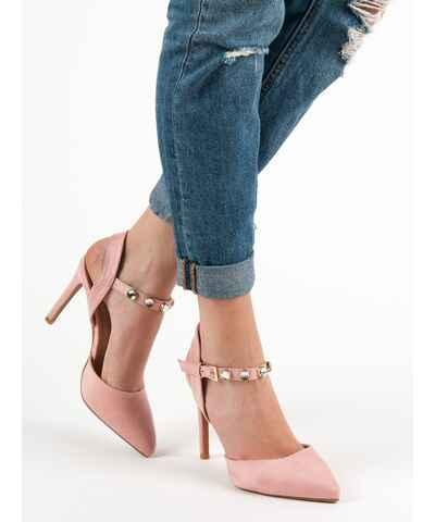7c005df0c6 Dámske topánky na podpätku