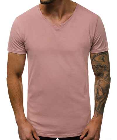 72432a7a72c4 Ružové Tričká a tielka