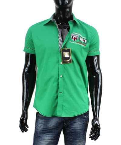 CARISMA zelené pánské košile - Glami.cz 2655a46251