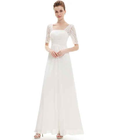 9fa4f7d3995 Bílé šaty pro družičky z obchodu Trendy-Obleceni.cz - Glami.cz