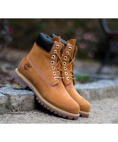 Hnedé Pánske členkové topánky  daf1401f81d