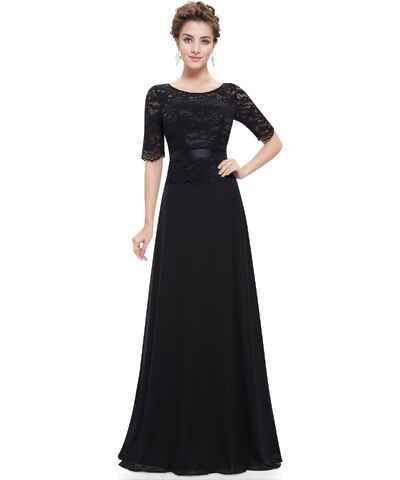 Ever Pretty černé šaty - Glami.cz 7f8d4a98bd