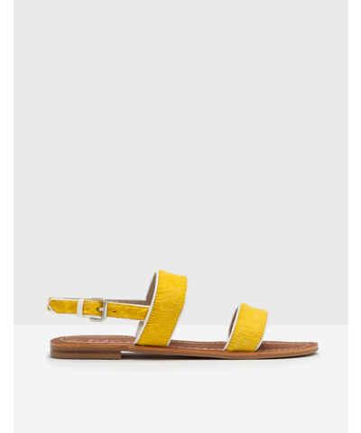 Reduzierte gelbe sandalen und sandaletten f r damen for Bodendirect 20 rabatt