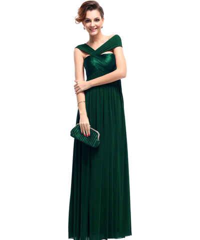 Ever Pretty šaty s širokými ramínky - Glami.cz e83ec5cc455