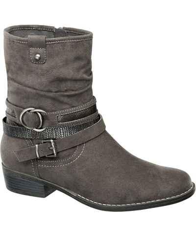 37c40f382 Sivé, Jesenné Dámske čižmy a členkové topánky | 520 kúskov na jednom mieste  - Glami.sk