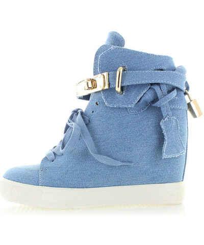 637b2917af56 Vices Modré Dámske topánky - Glami.sk