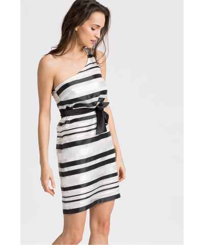 8e39a9f995fc Pruhované šaty na zip