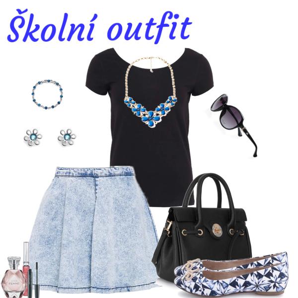 Školní outfit