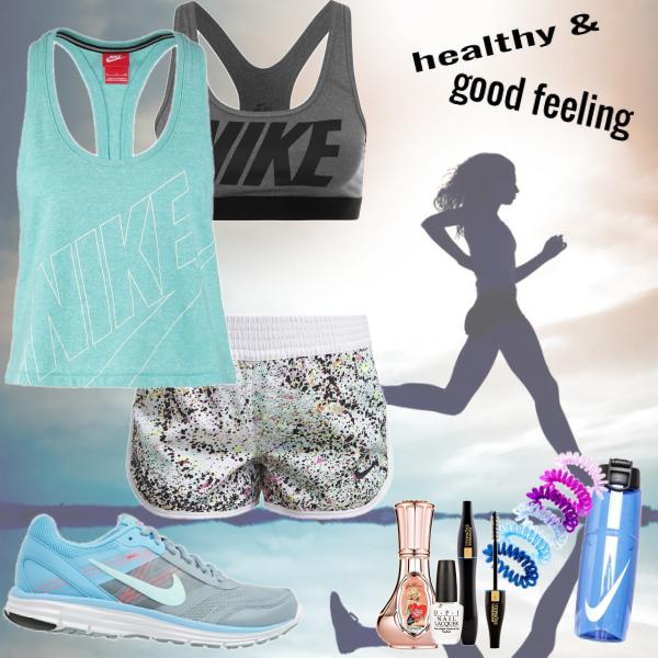 healthy & good feeling