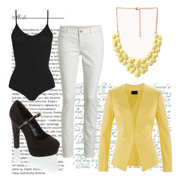 Basic yellow