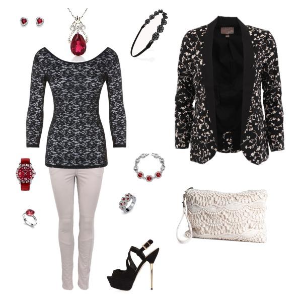 elegantni outfit jarní