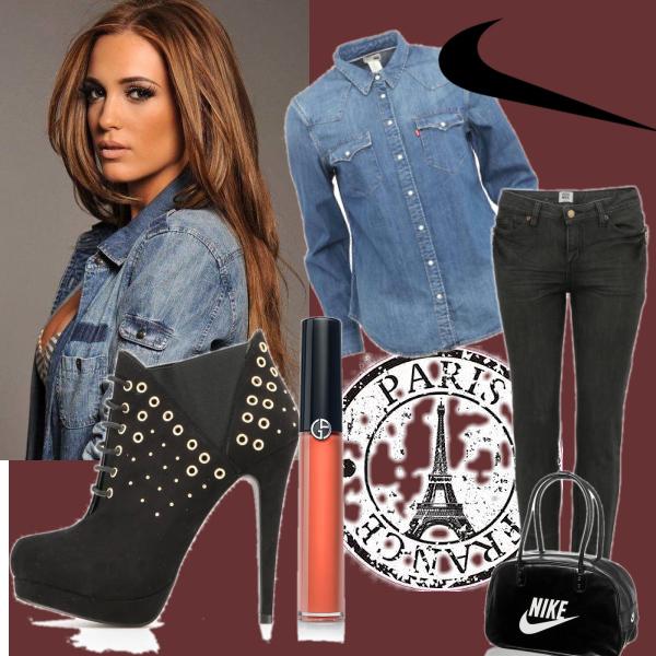 džínová košila je cool ♥