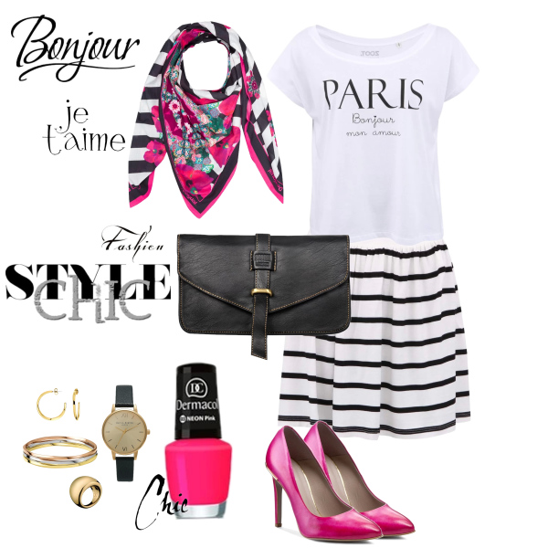 Chic pink!