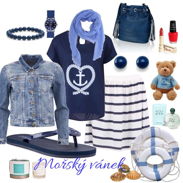 Modrý vánek