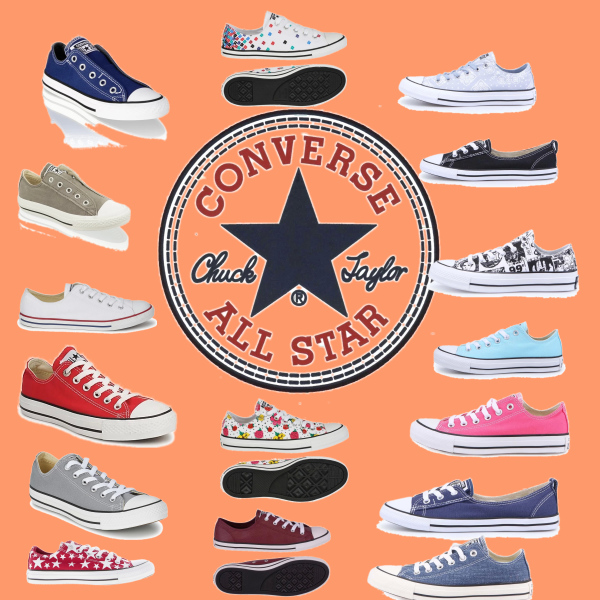 converse all star 2015 / BOTY