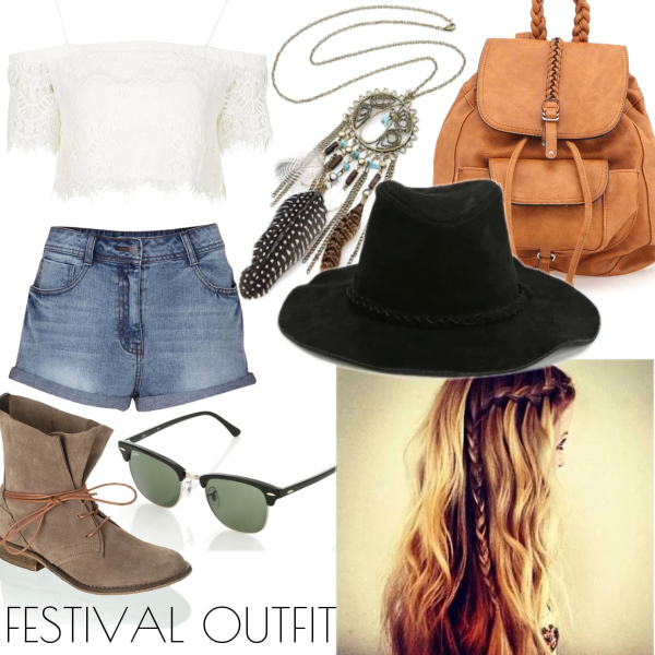Festival outfit/ Boho outfit
